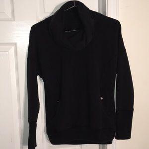 Lululemon Cowl Neck Pullover Sweatshirt-Medium